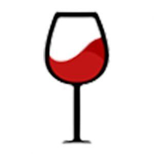 Wine Glass Favicon